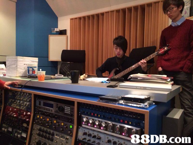 88DB.com  audio engineer
