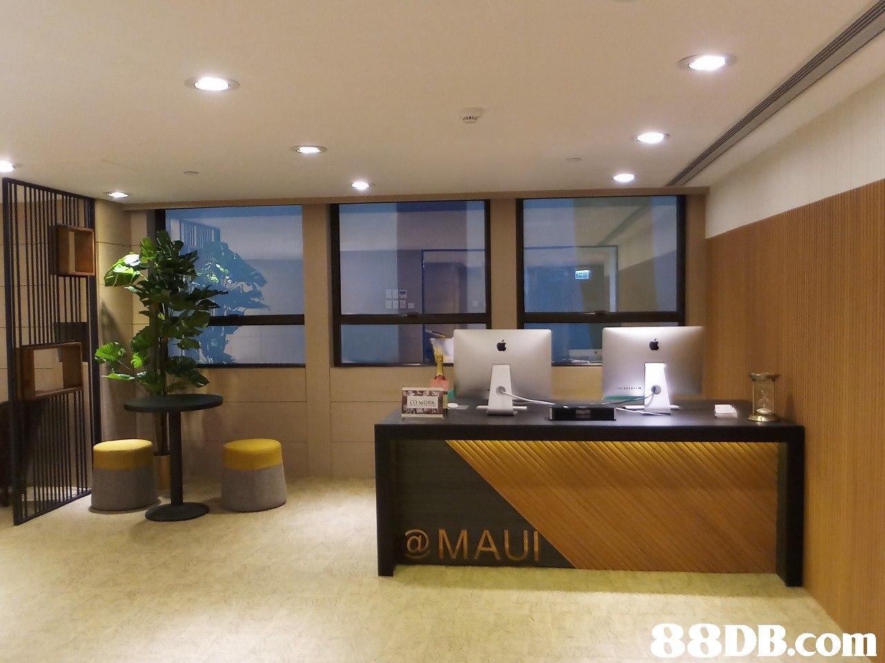 CO WORK a MAU 88DB.com  property
