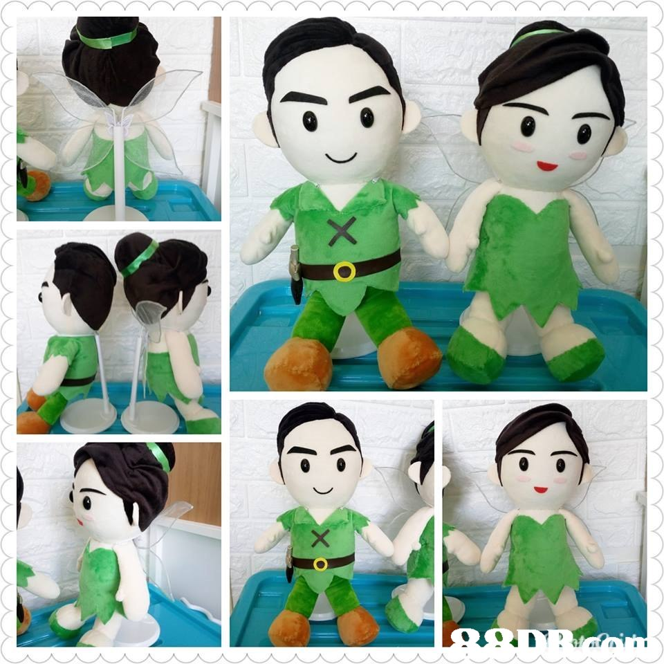 Cartoon,Green,Toy,Animation,Fictional character