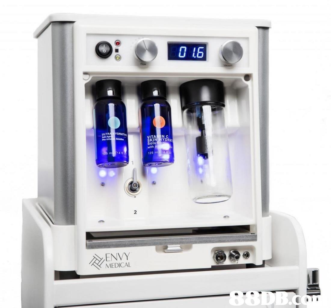 ULTRA YDRATIN N YDRA olu with 125 m ENVY MEDICAL  product,small appliance,