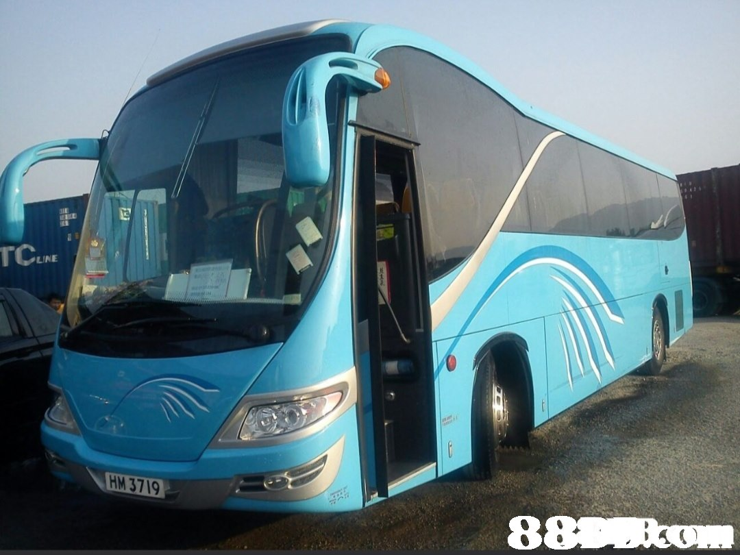 LINE HM 3719  motor vehicle,bus,transport,tour bus service,mode of transport