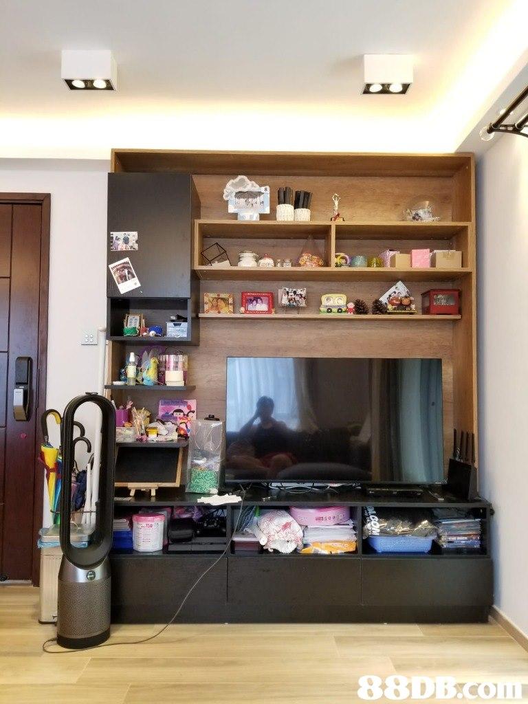 88DB.Com  shelving,room,shelf,furniture,interior design