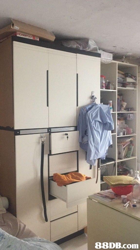room,furniture,wardrobe,home appliance,shelving