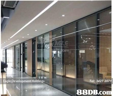 Eagle Development Holdings Tel: 3427 207 88DB.co  property,glass,lobby,window,real estate