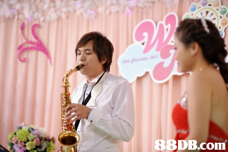 woodwind instrument,saxophone,girl,