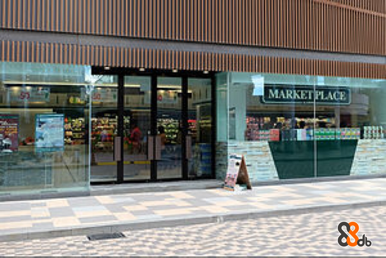 MARKETPLACE  retail,building,
