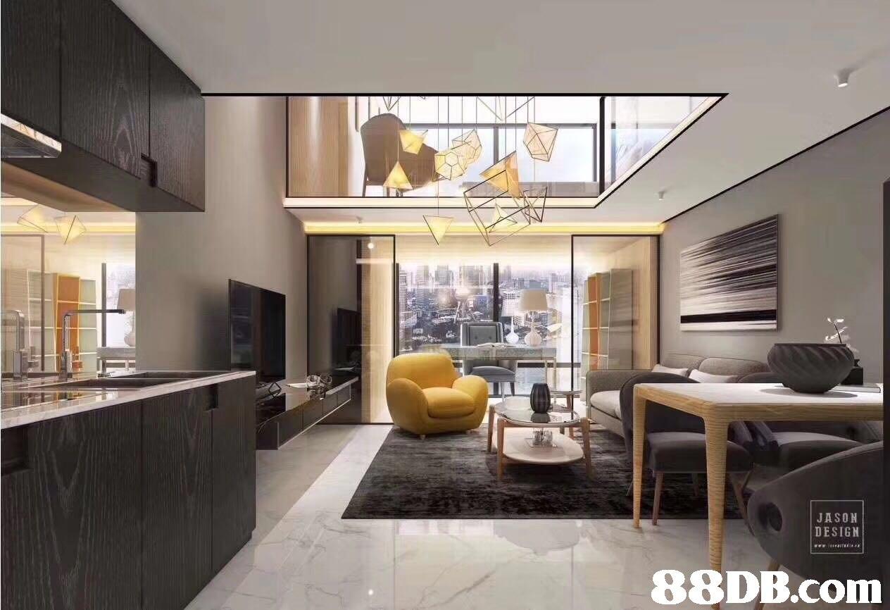 JASON DESIGN   property,interior design,real estate,condominium,living room