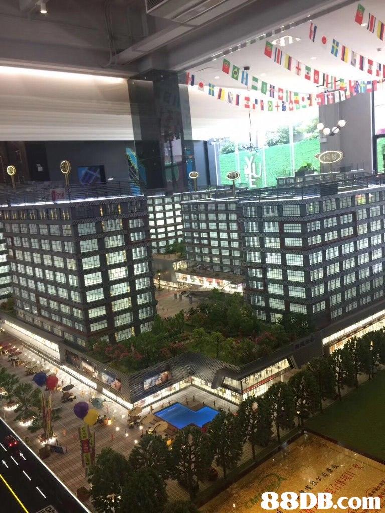 condominium,metropolitan area,