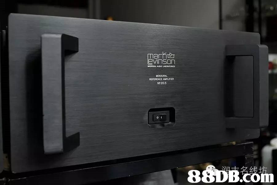 manson arh 2 MADRIGAL AUDIO LABCRATORES MONAURAL REFERENCE AMPLFIER N 20.5   technology,electronics,electronic device,multimedia,audio equipment