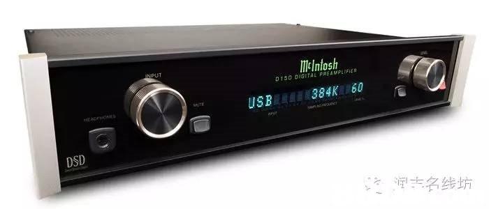 mcInlosh 0150 DIGITAL PREAMPLIFIER USB 384K 60 DSD 夫名线坊  audio receiver,technology,audio equipment,electronic device,electronics