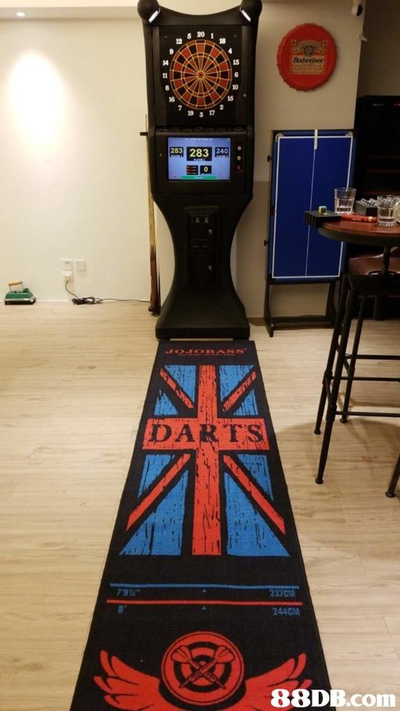 s 20 1 18 Buchreiser 10 16 15 19 3 17 四网 283 DARTS 7'9 2370 2440M   indoor games and sports,darts,games,recreation