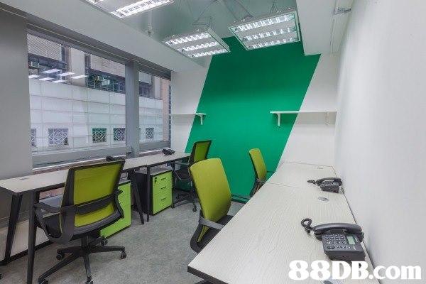 VIVA by V&G Business Centre 服務式辦公室、虛擬辦公室、共同工作空間。