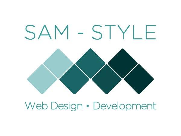 SAM - STYLE Web Design Development  text,aqua,font,product,product