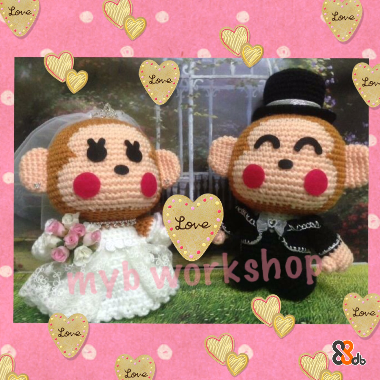 Love Love love Love orkshop Love Love  stuffed toy,pink,plush,textile,toy