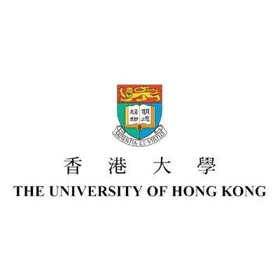 曲 明 香港大學 THE UNIVERSITY OF HONG KONG  text,product,logo,product,font
