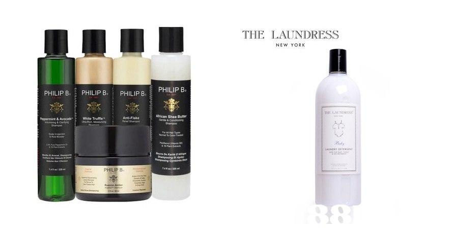 THE LAUNDRESS NEW YORK PHILIP BPHILIP BPHILIP B Atrican Shea Butter PHILIP8  product,product,