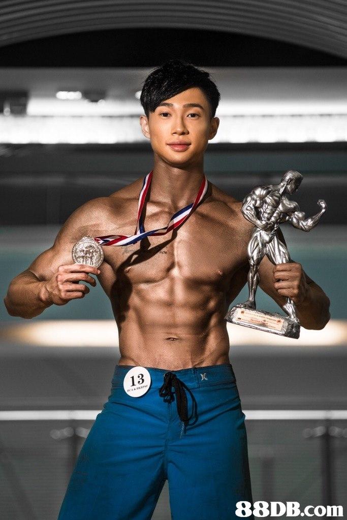 13 88DB.com  bodybuilder