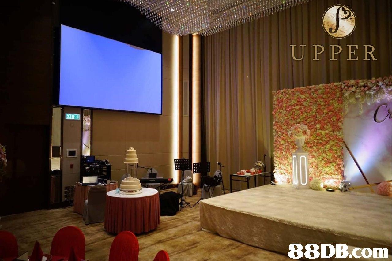 UPPER,room,function hall,interior design,