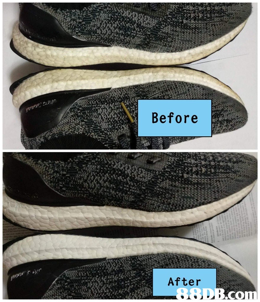 Before After DB.com  footwear