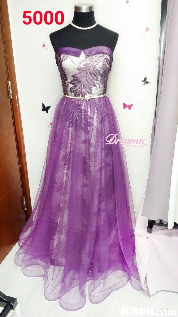 5000  dress