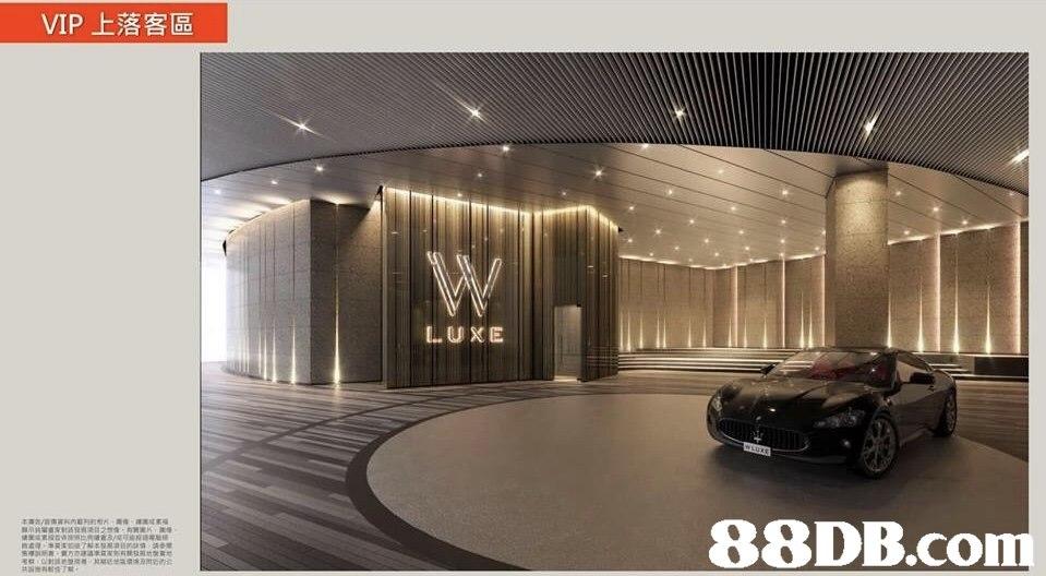 VIP上落客區 L.UXE   architecture,interior design,ceiling,automotive design,