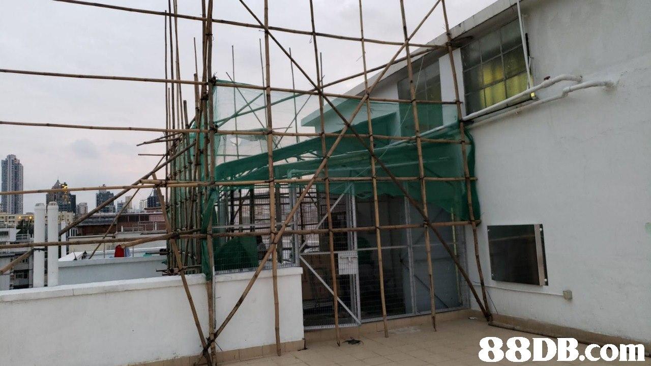 scaffolding,structure,building,facade,