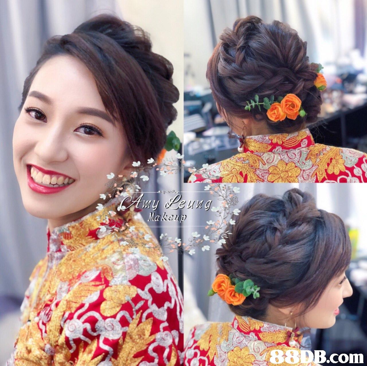 Ma 88B.com  hair,hairstyle,fashion accessory,bride,tradition