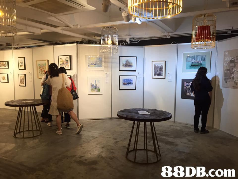 IN   exhibition,art exhibition,art gallery,tourist attraction,