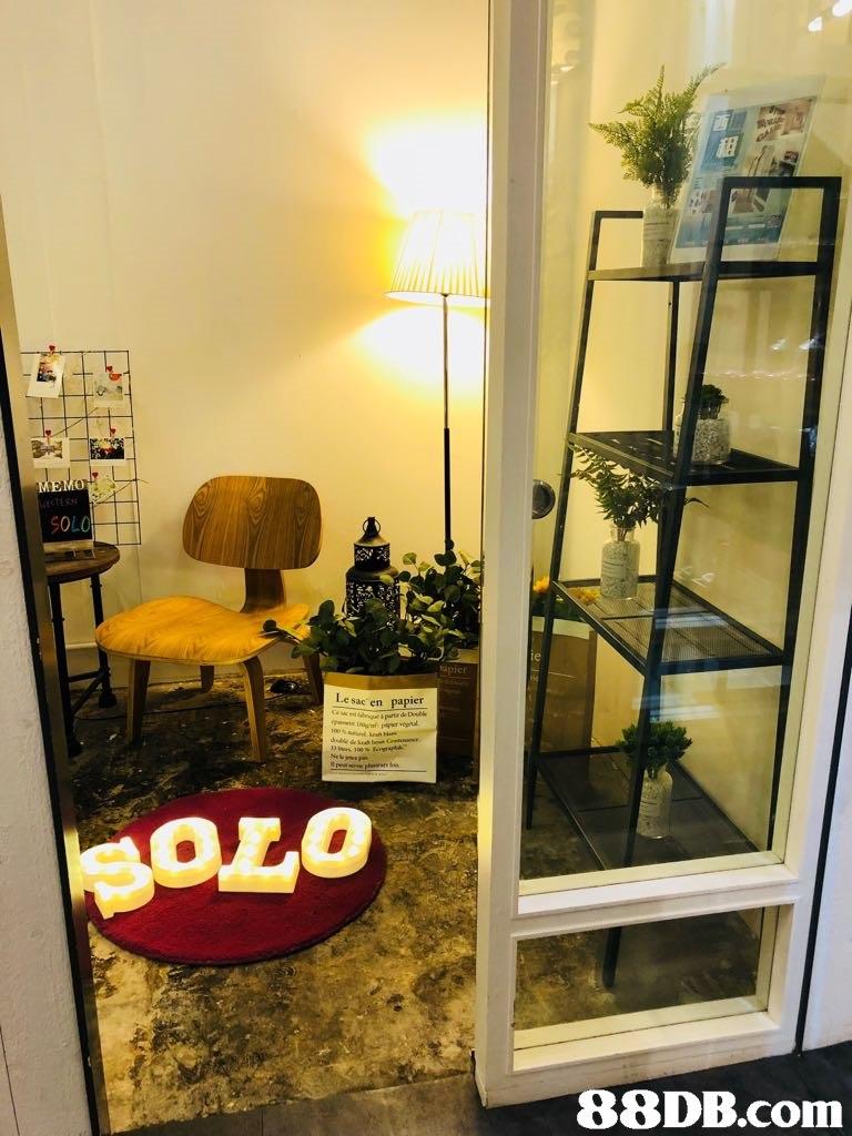 SOLO Lesac en papier   furniture,shelf,shelving,interior design,table