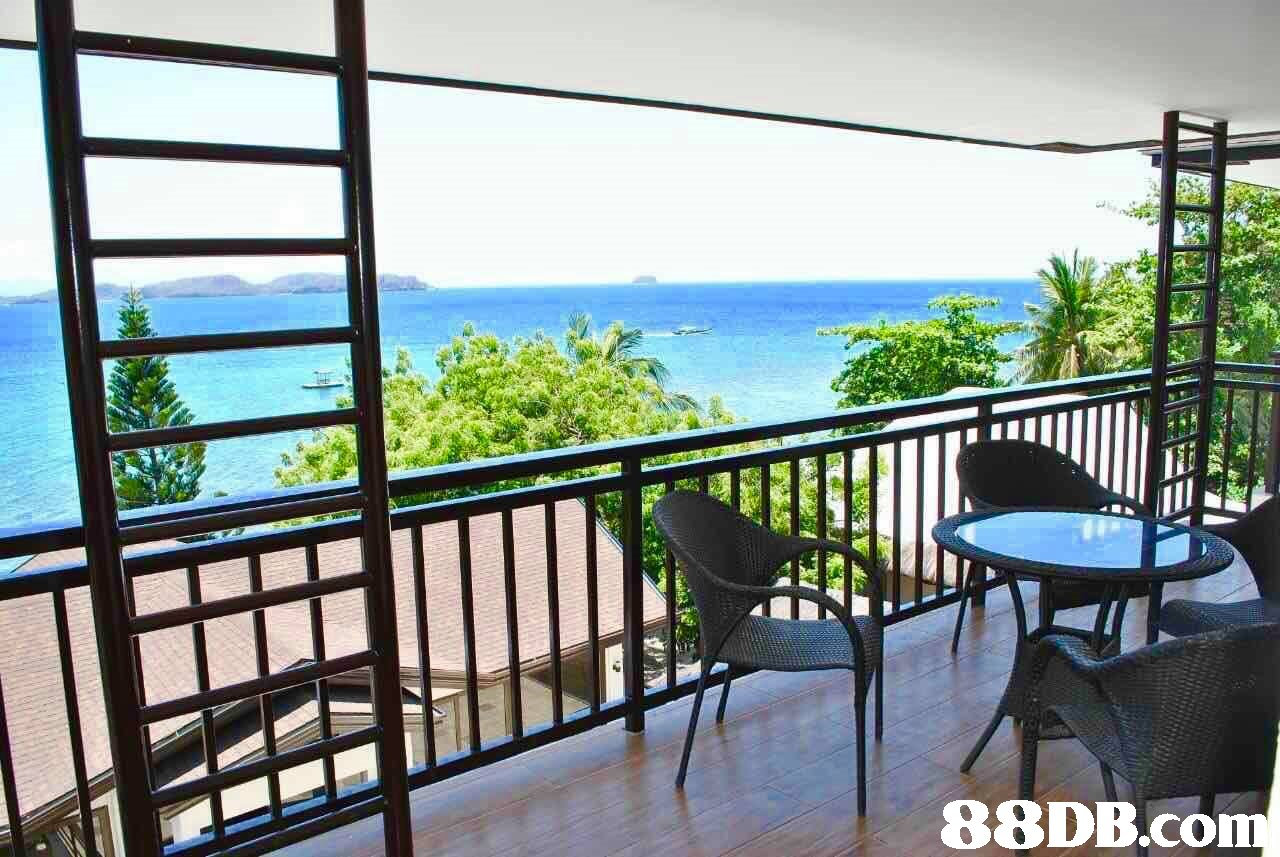 property,real estate,resort,balcony,condominium
