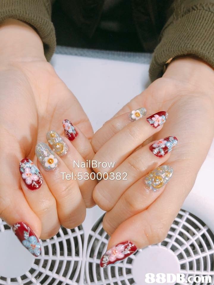 Nail Brow Tel:53000382  nail,finger,nail care,manicure,hand