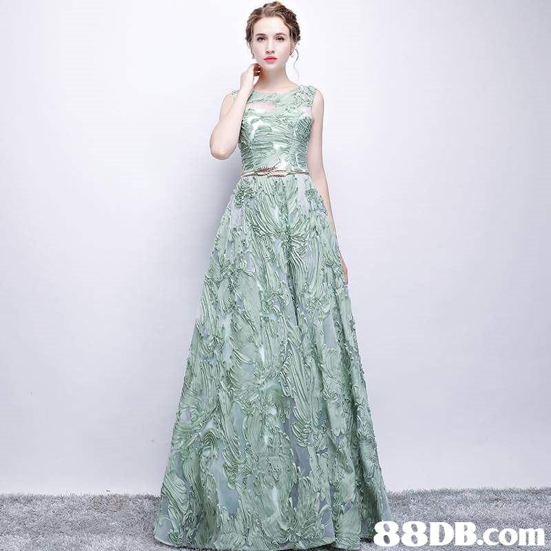 dress,gown,fashion model,day dress,formal wear