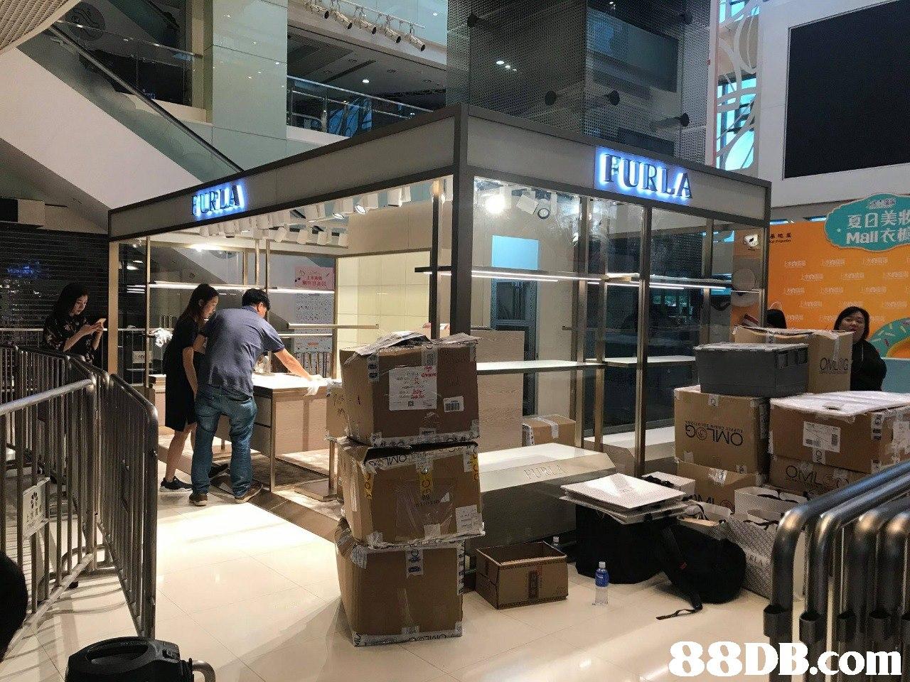 UEL 夏日美寇 Mall衣柜   technology,retail