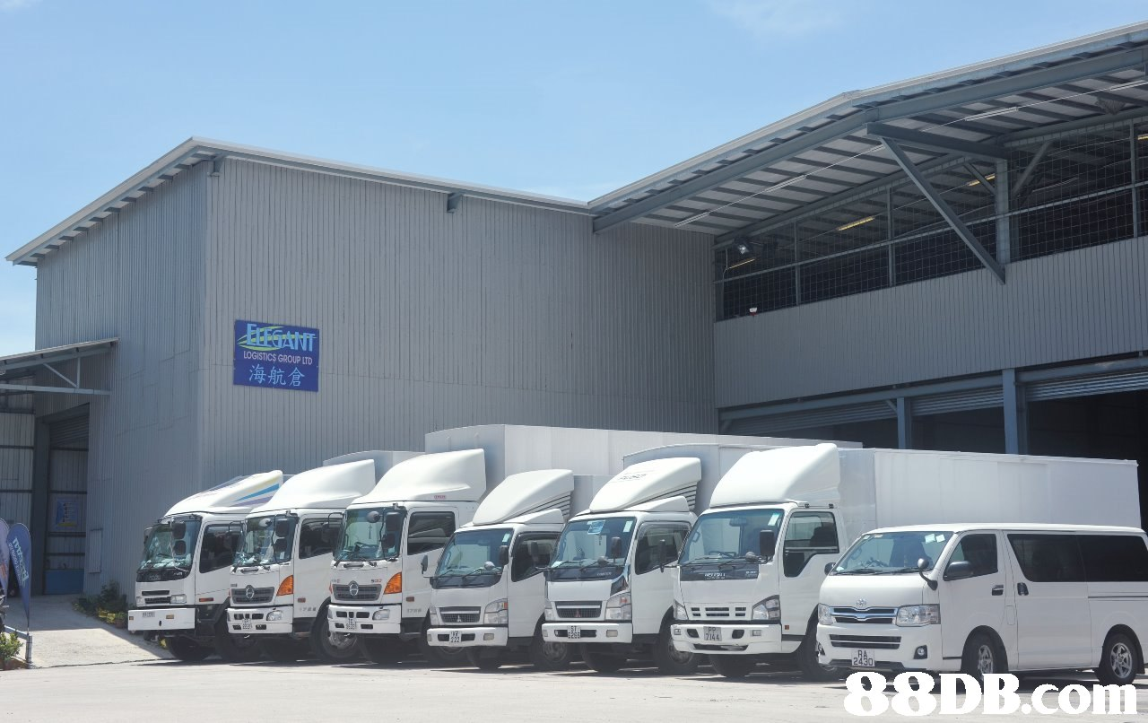 LOGISTICS GROUP LTD 海航倉  transport,motor vehicle,vehicle,car,luxury vehicle