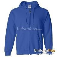 frormFlstd.cam UnifornH  hood,blue,sweatshirt,sleeve,cobalt blue