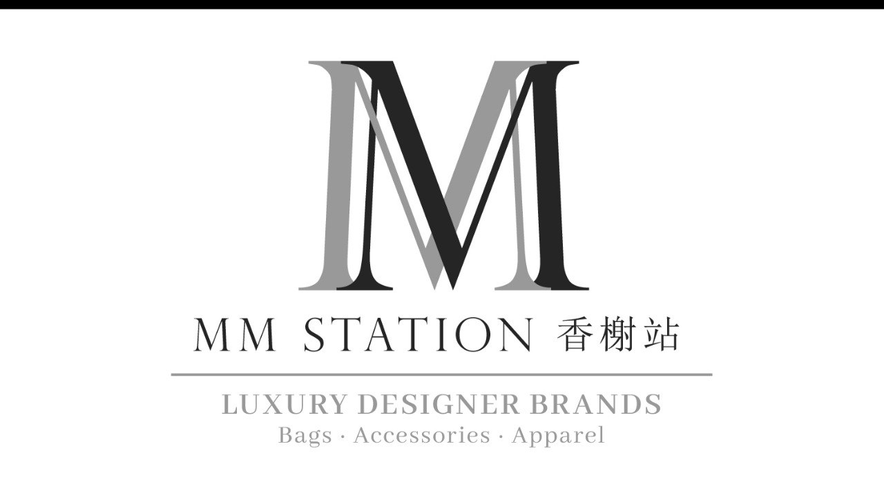 IM MM STATION香榭站 LUXURY DESIGNER BRANDS Bags Accessories Apparel  text,font,logo,product,line
