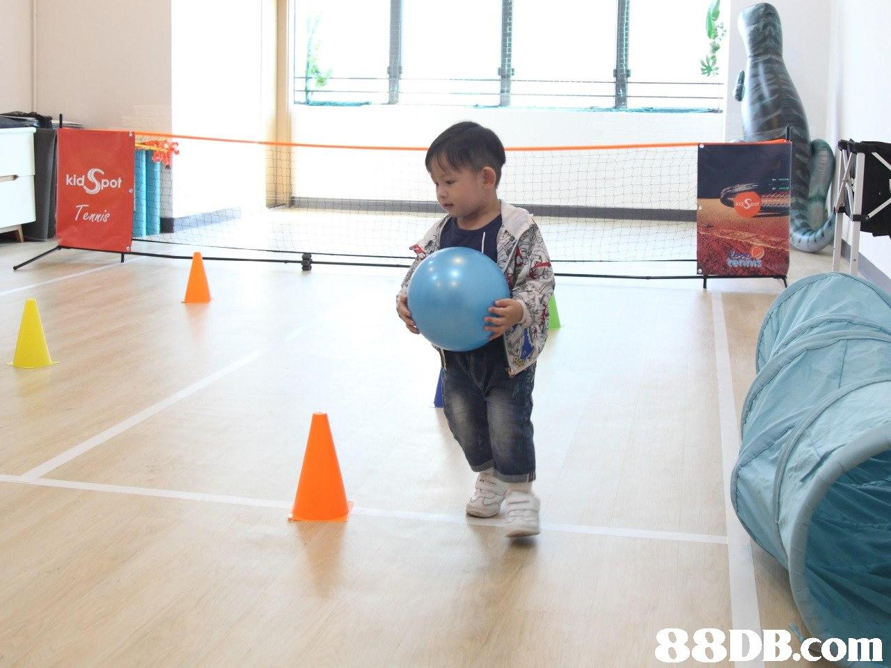 kidpot ennis   ball,sport venue,leisure,sports,floor