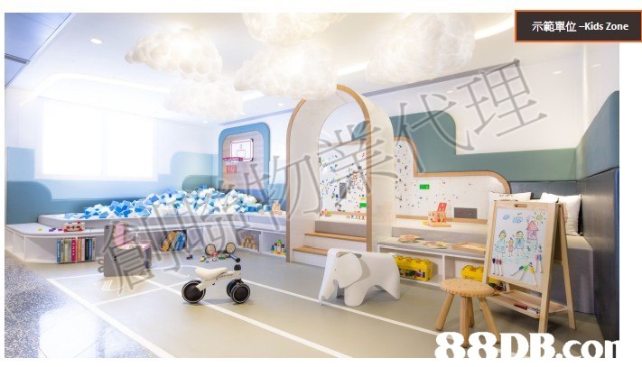 示範單位-Kids Zone  product,product,interior design,hospital,furniture