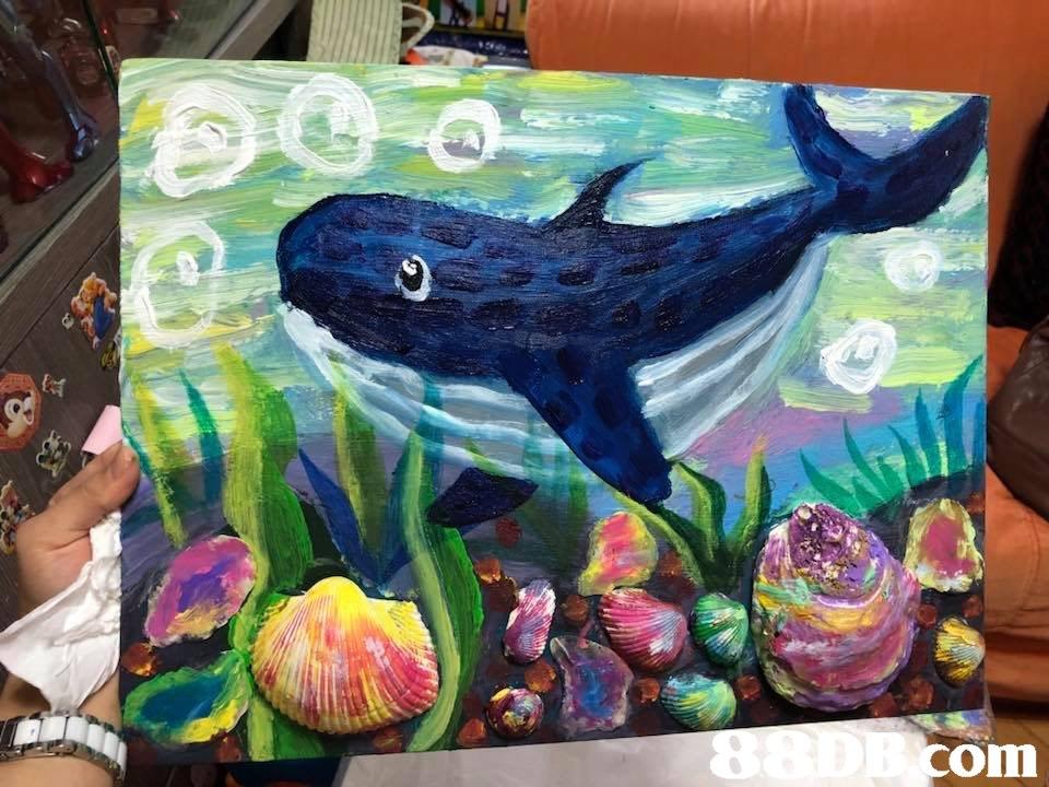 fish,marine biology,painting,art,fish