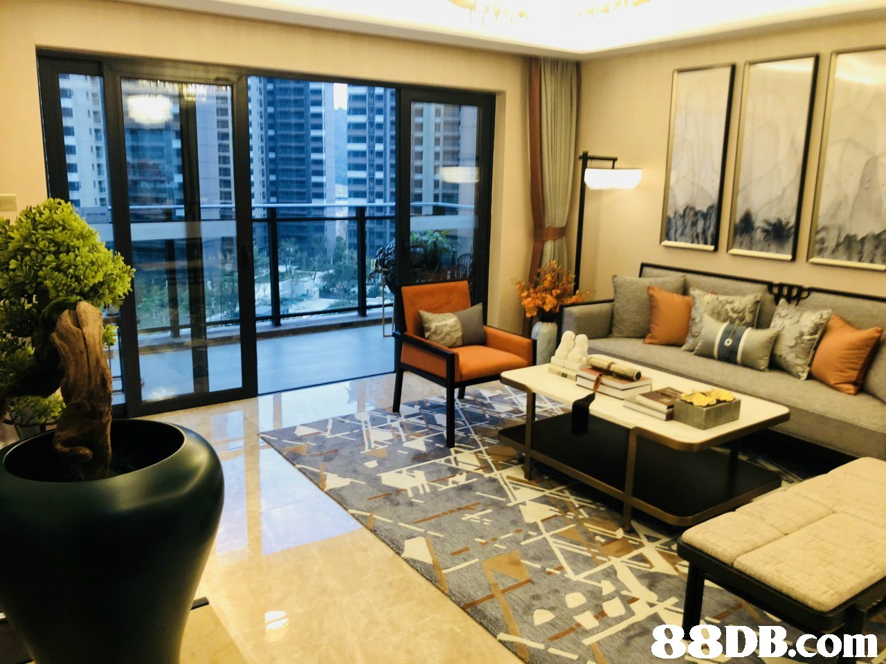 8DB.com.  living room,property,room,interior design,lobby