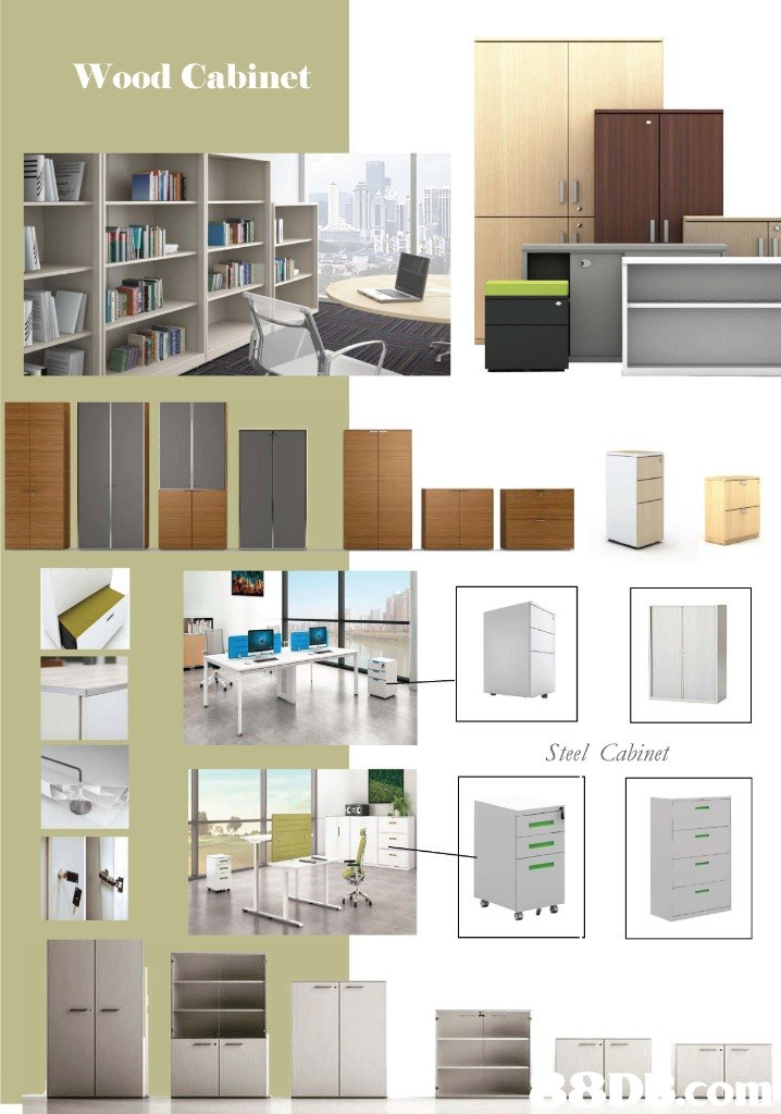Wood Cabinet Steel Cabinet  floor plan,furniture,product,product,architecture