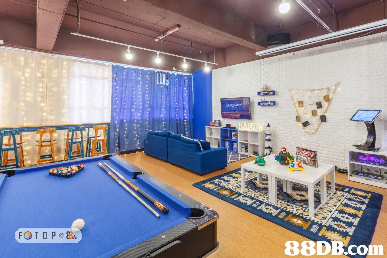 billiard room,recreation room,games,indoor games and sports,room