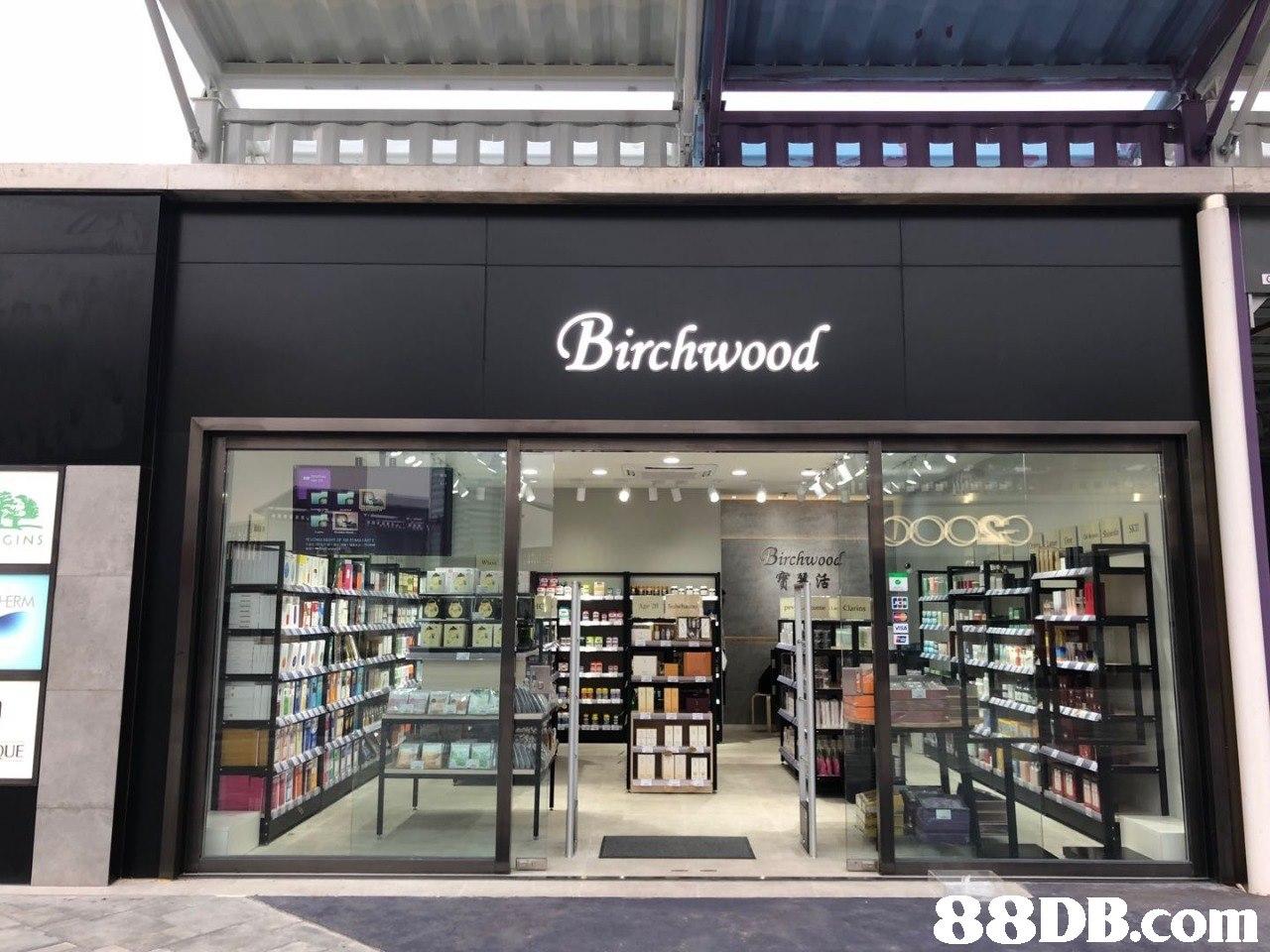 Birchwood GINS Birchwoo ERM UE   retail,building,