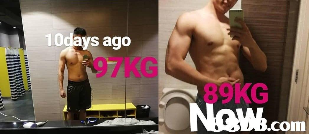 10days ago 97KG 89KG com  barechestedness,shoulder,muscle,arm,physical fitness