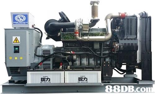 统カ 统力   electric generator,machine,product,hardware,compressor