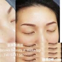 霧眉 brows beauty & make up  eyebrow,face,skin,cheek,nose