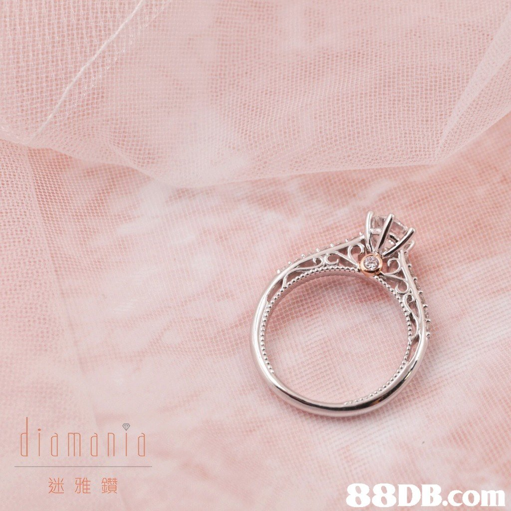 迷雅鑽   jewellery,fashion accessory,body jewelry,ring,silver