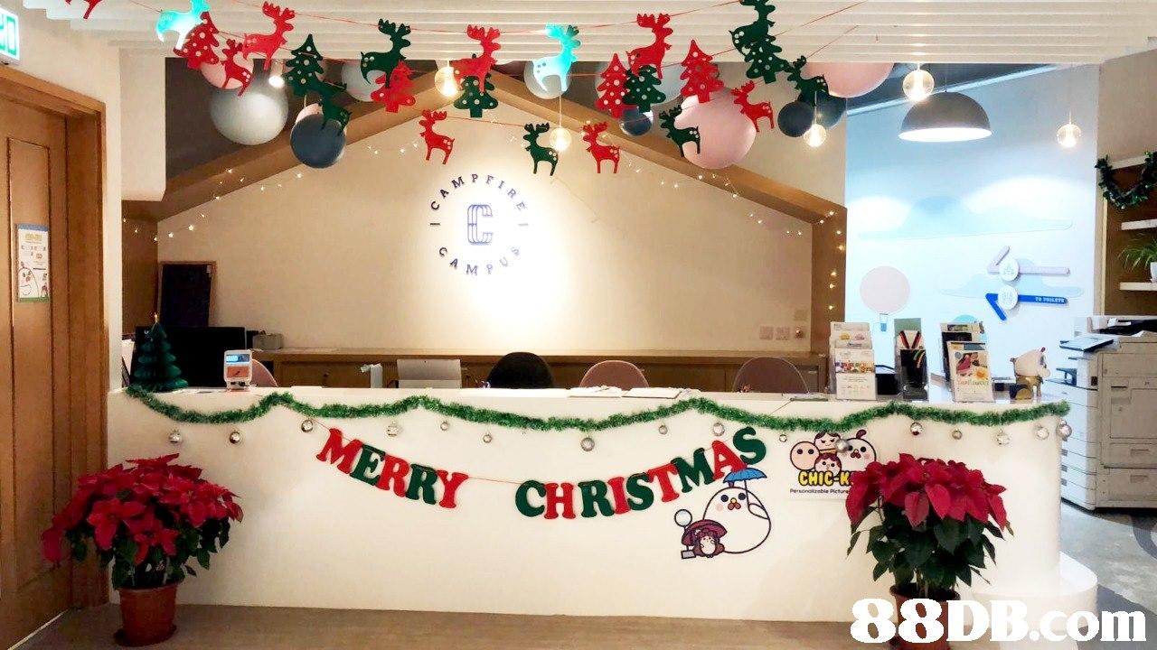 RY CHIT   home,function hall,christmas decoration,interior design,decor