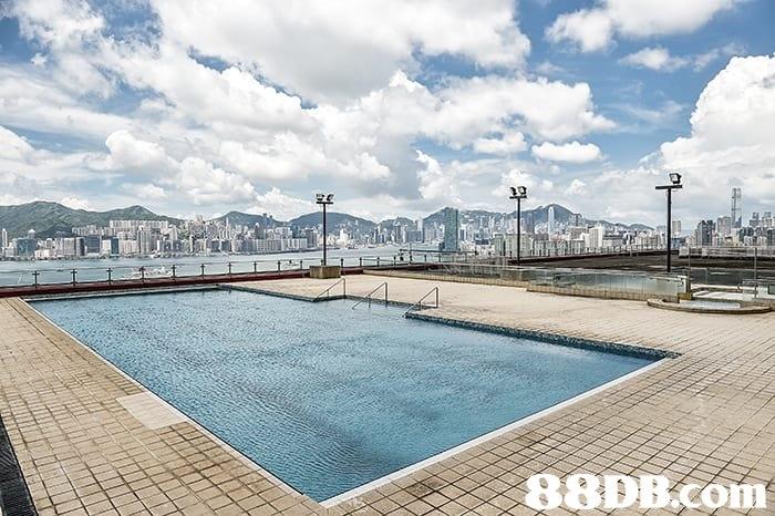 88DB Com  water,sky,cloud,swimming pool,leisure