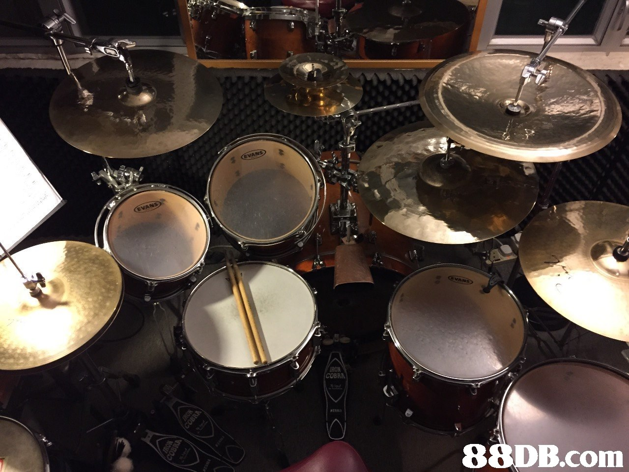 i争 ROR COBR 80DB.com  drum,drums,cymbal,musical instrument,percussion